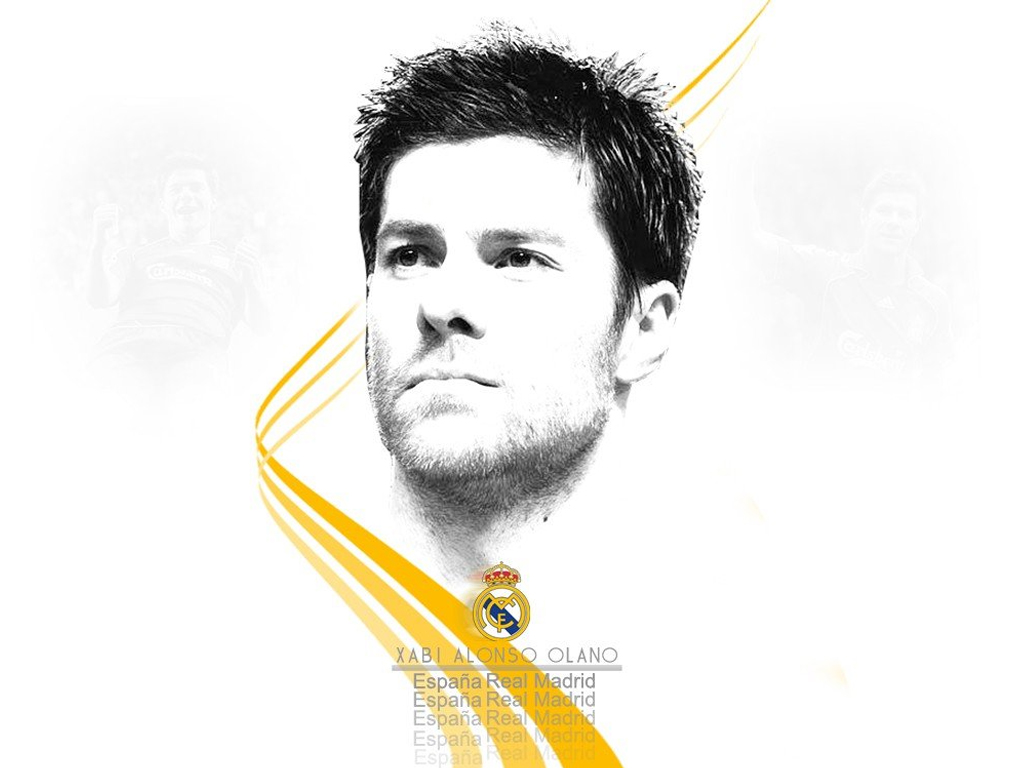 Xabi Alonso Hd Wallpapers 2012 1024x768