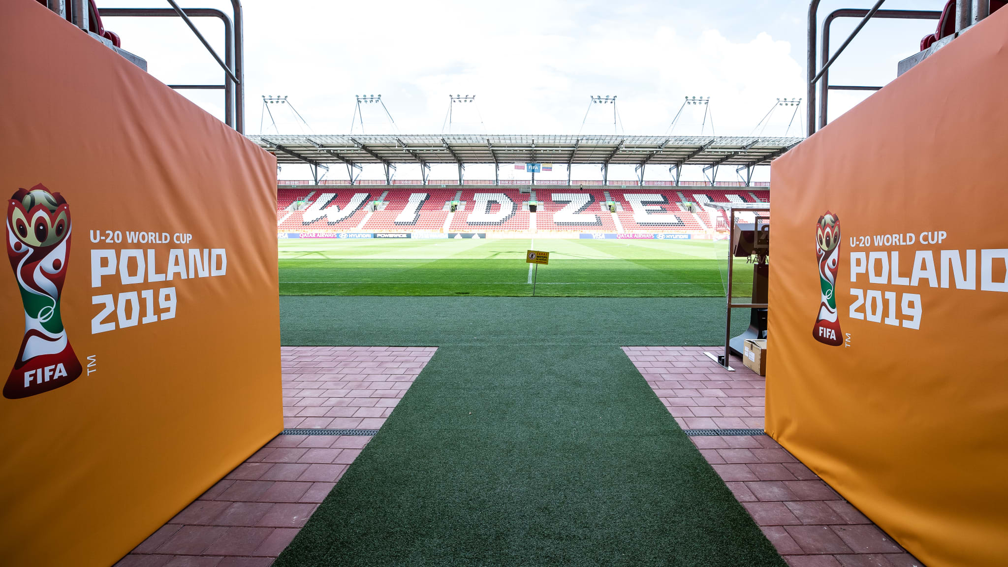 FIFA U 20 World Cup Poland 2019   News   Let the games begin at 2048x1152