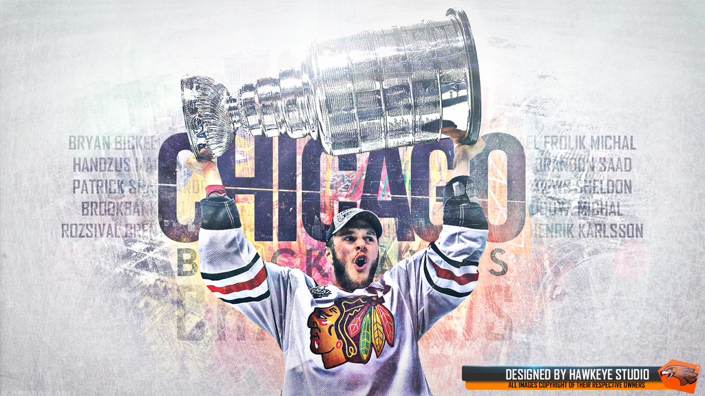 Chicago Blackhawks Stanley Cup - 1123.9KB