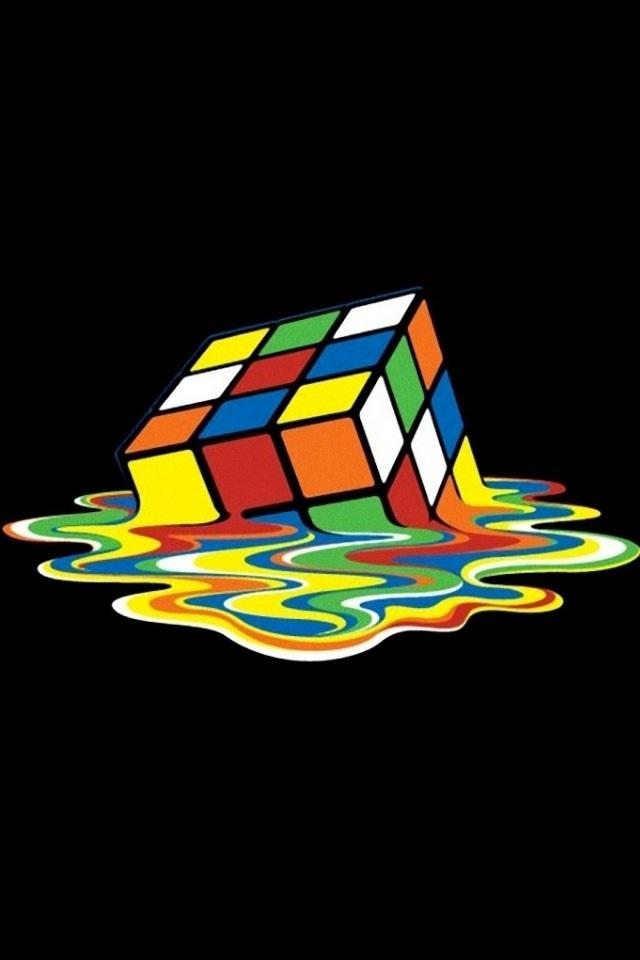 Rubik S Cube Wallpaper on WallpaperSafari