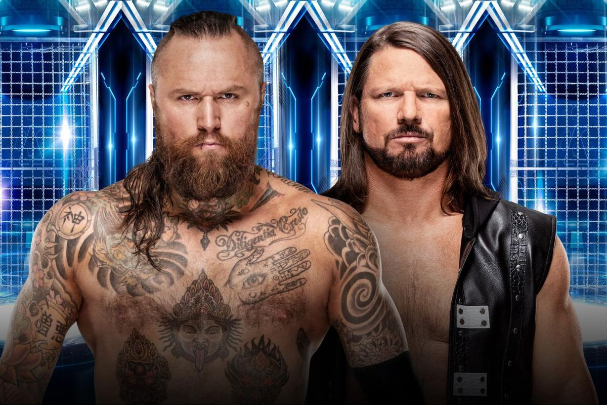 Three new matches official for Elimination Chamber   Cageside Seats 1200x800