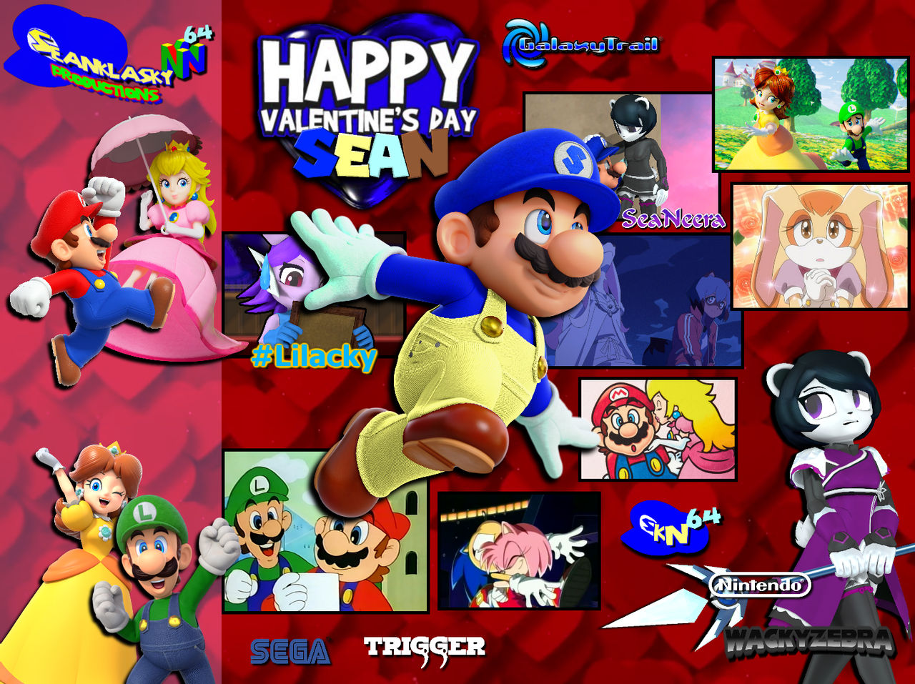 Seans Valentines Day 2021 Wallpaper by SeanKlaskyN64 on 1280x957