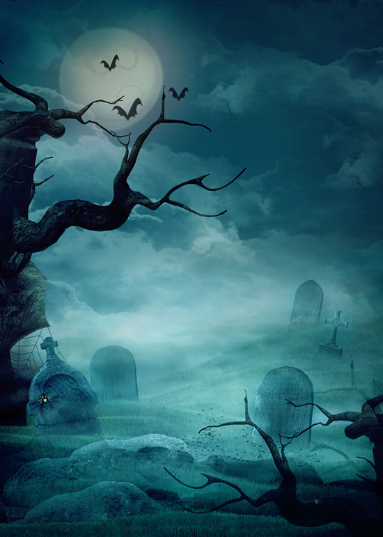 Scary Halloween Background Images