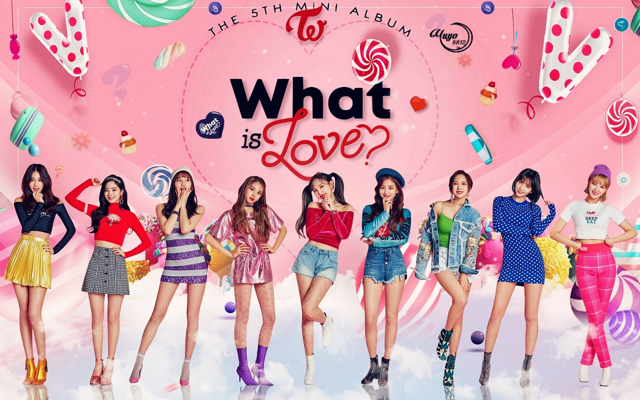 30 Twice What Is Love Wallpapers On Wallpapersafari