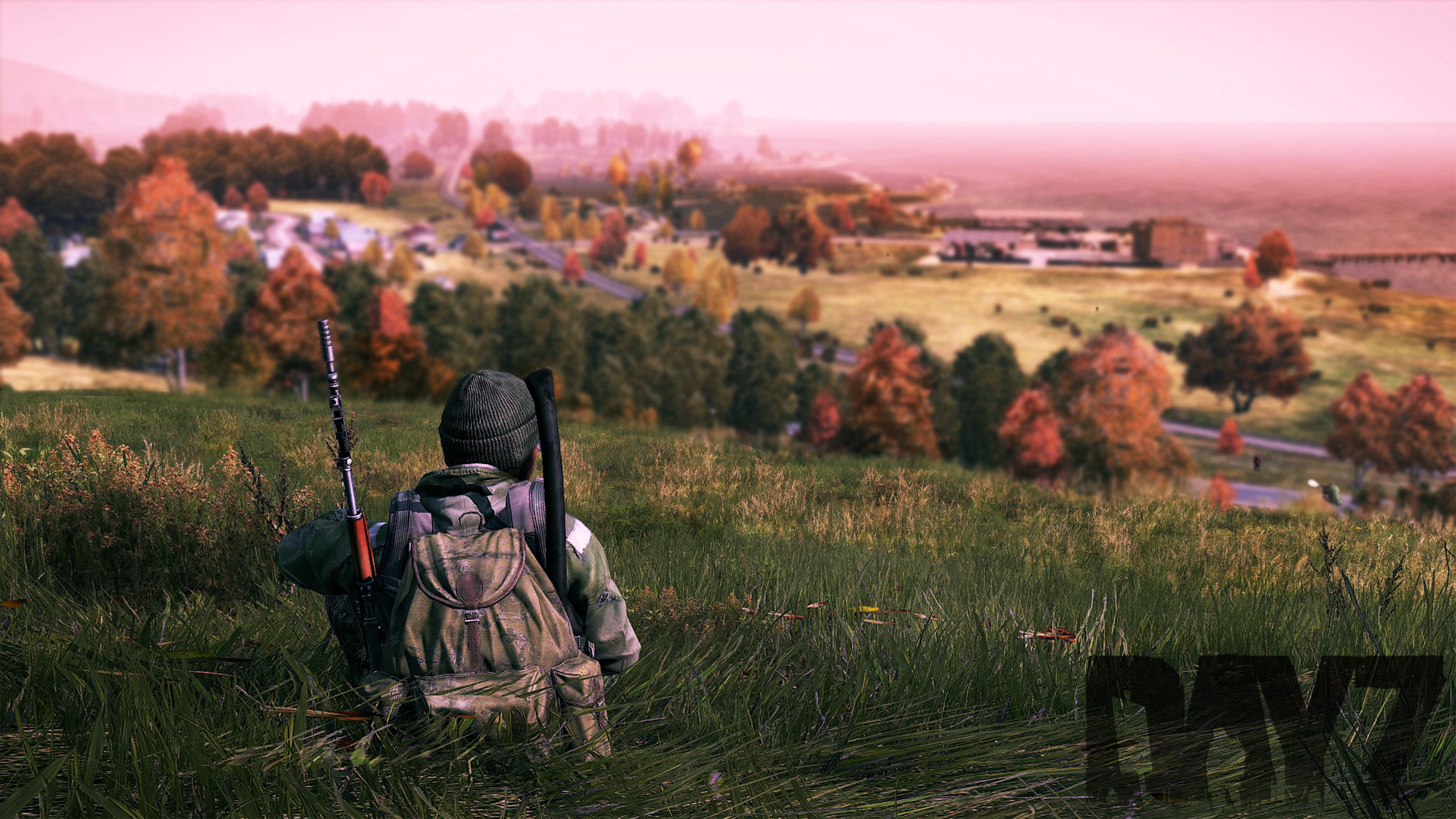 media Stunning DayZ wallpaper in 4K [x post from rGamingWallpapers 3840x2160