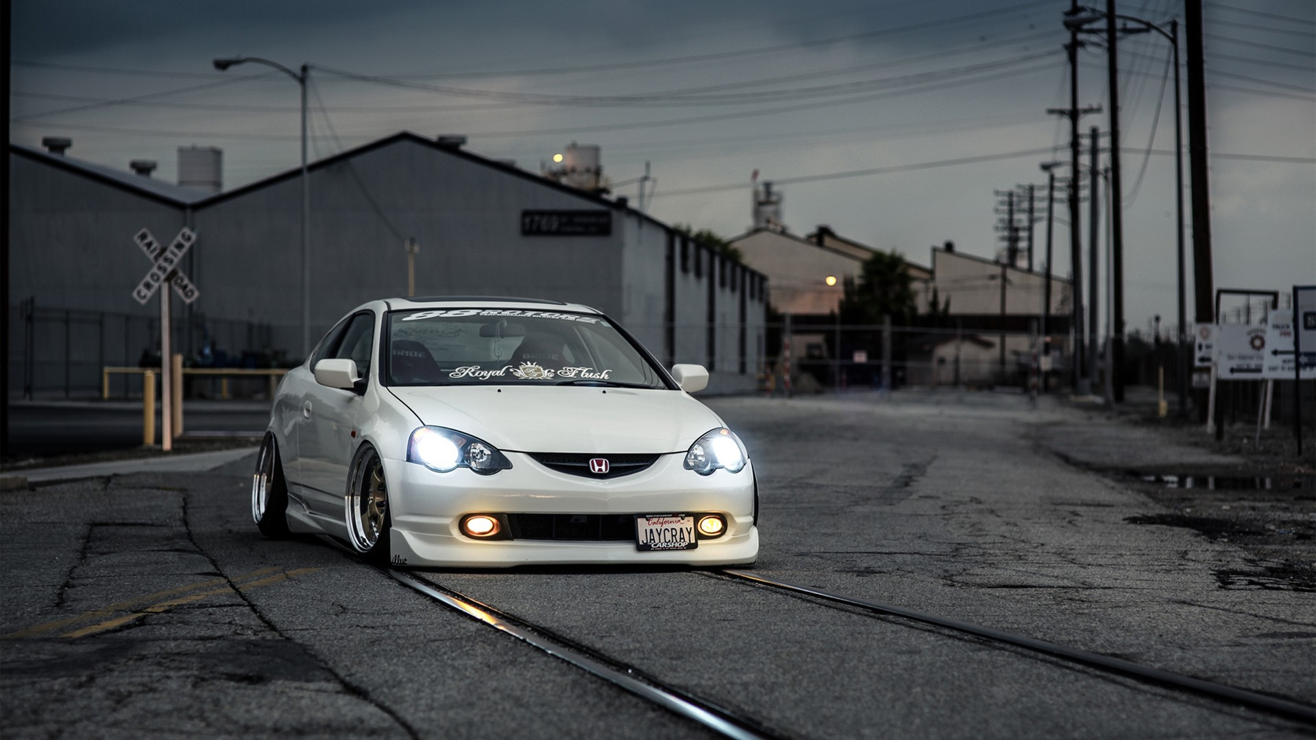 Acura Rsx Type S Wallpaper On Wallpaperget Com