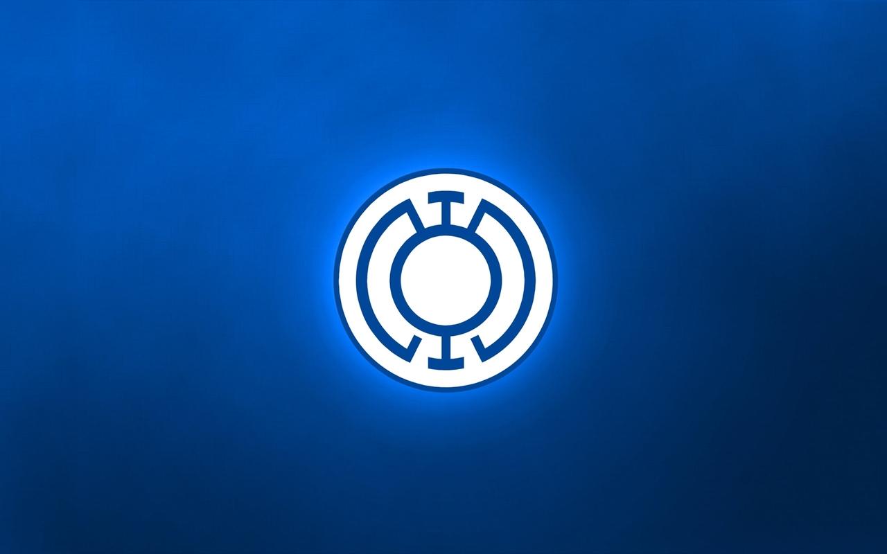 Blue Lantern Corps wallpaper 1280x800