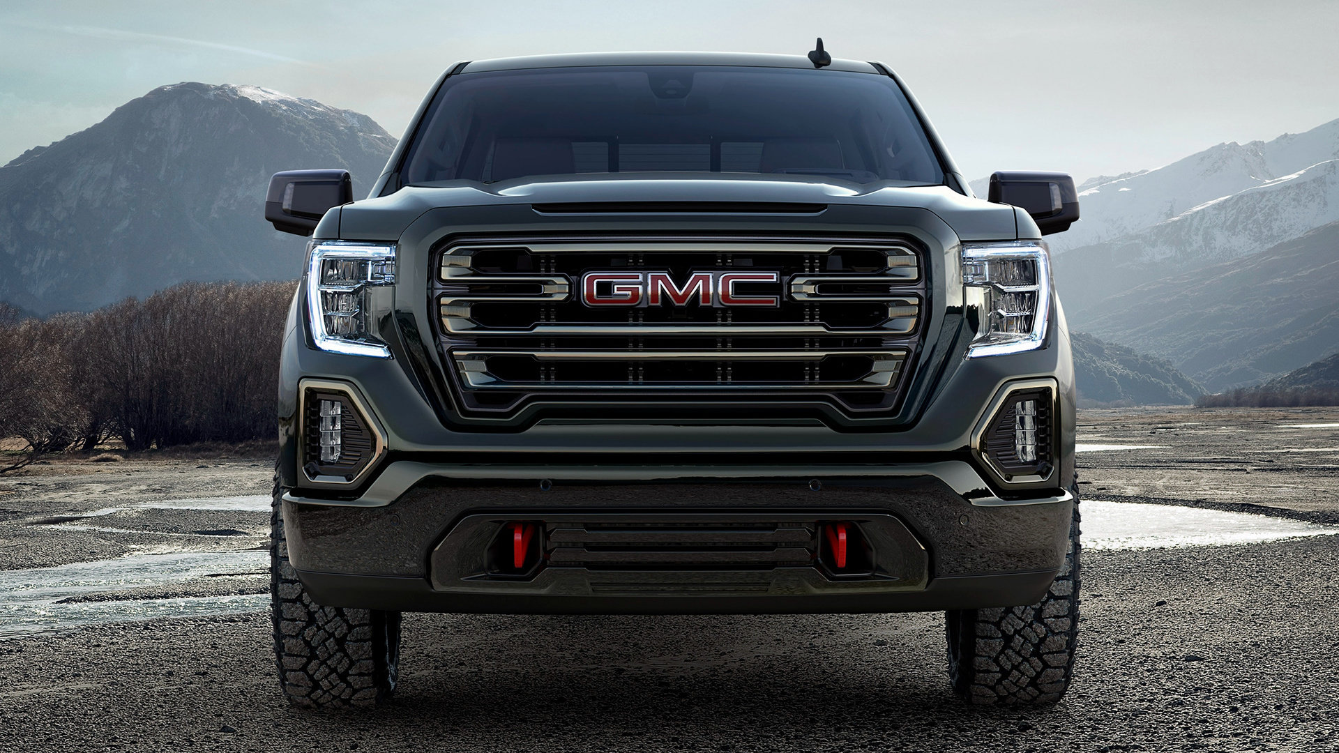 Free Download 2019 Gmc Sierra At4 Crew Cab Wallpapers And Hd
