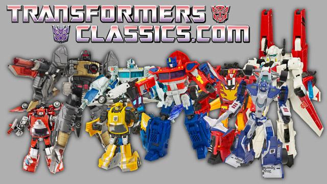 Transformers Classic Wallpaper Transformers classics 640x360