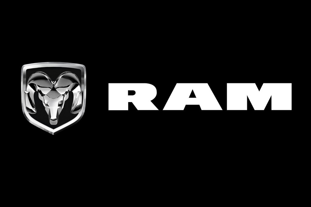 Dodge Ram Logo Wallpaper 10 By 1024x683