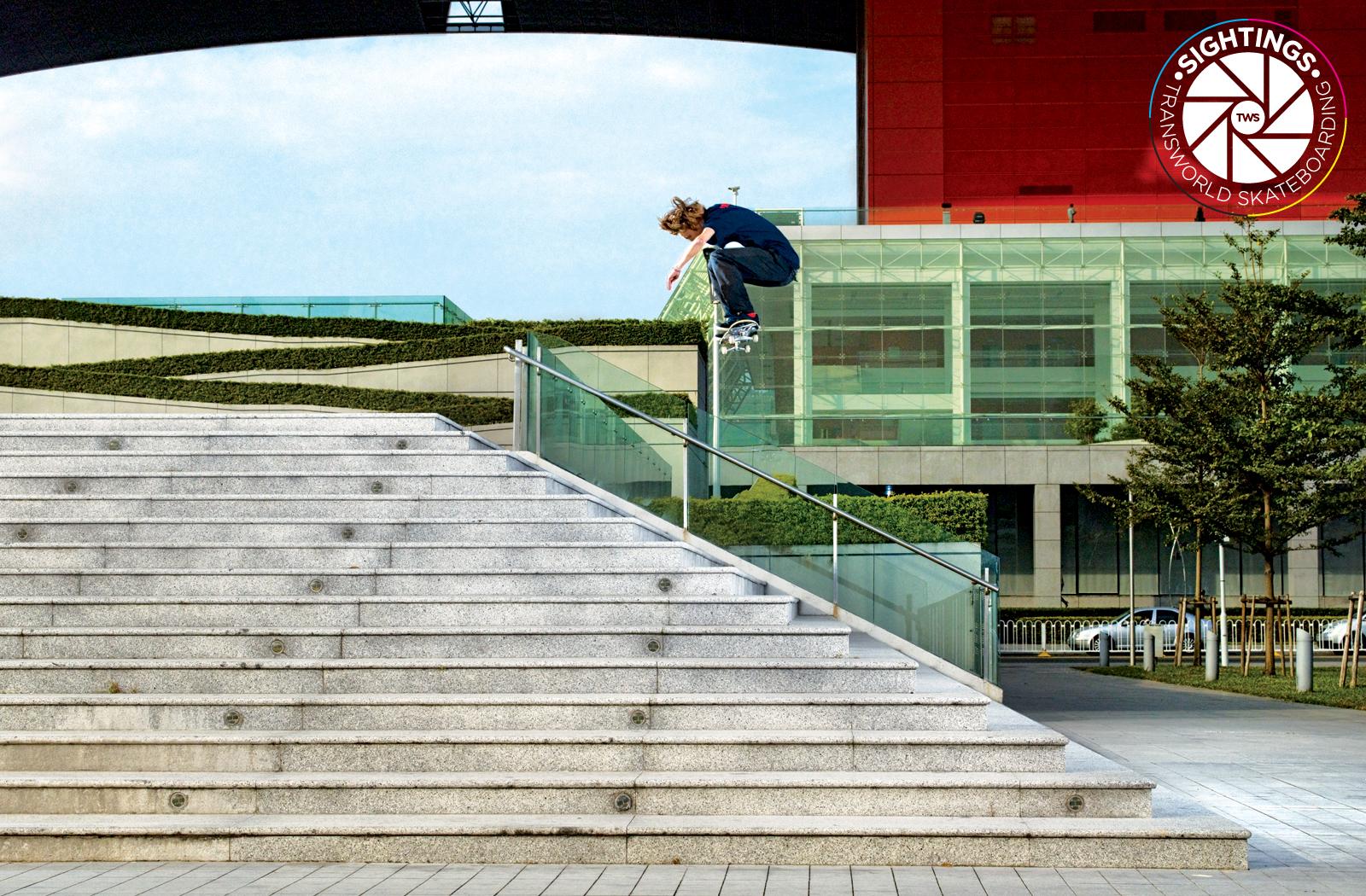 Wednesday Wallpaper Kenny Hoyle Transworld Skateboarding 1600x1050