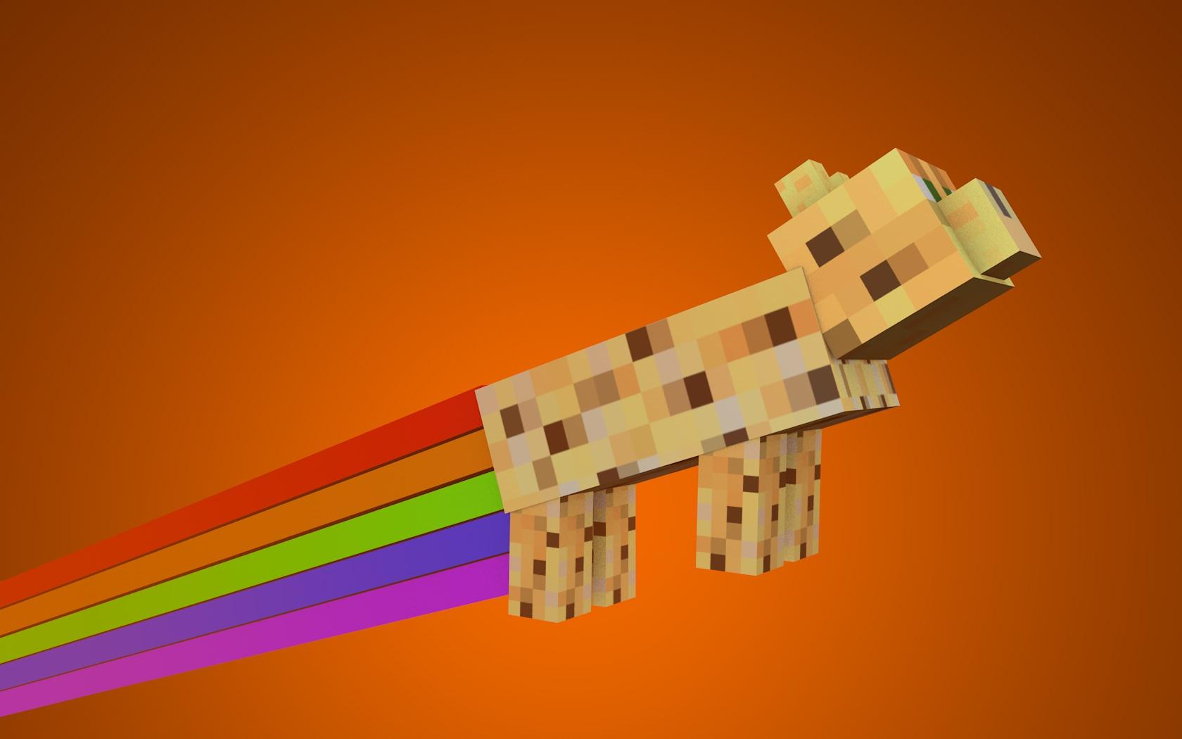 43 Minecraft Ocelot Wallpaper On Wallpapersafari
