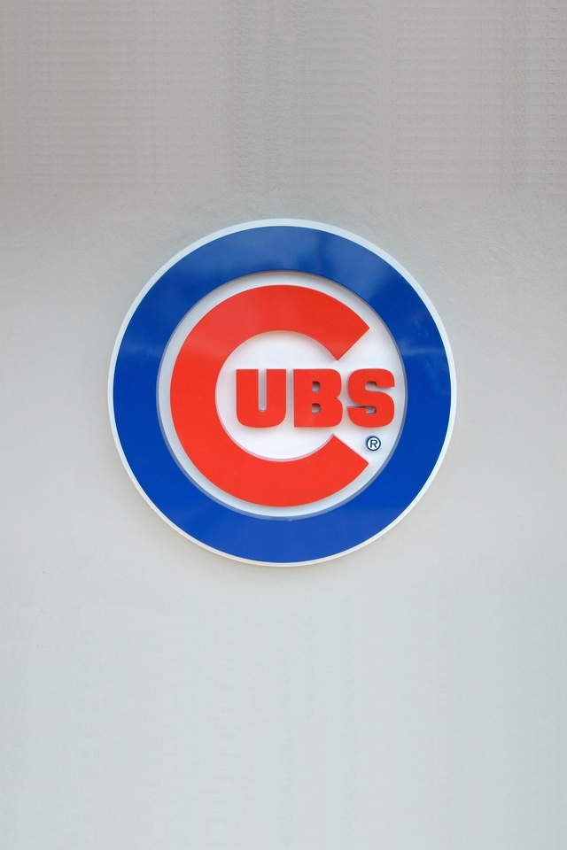 Chicago Cubs   Download iPhoneiPod TouchAndroid Wallpapers 640x960