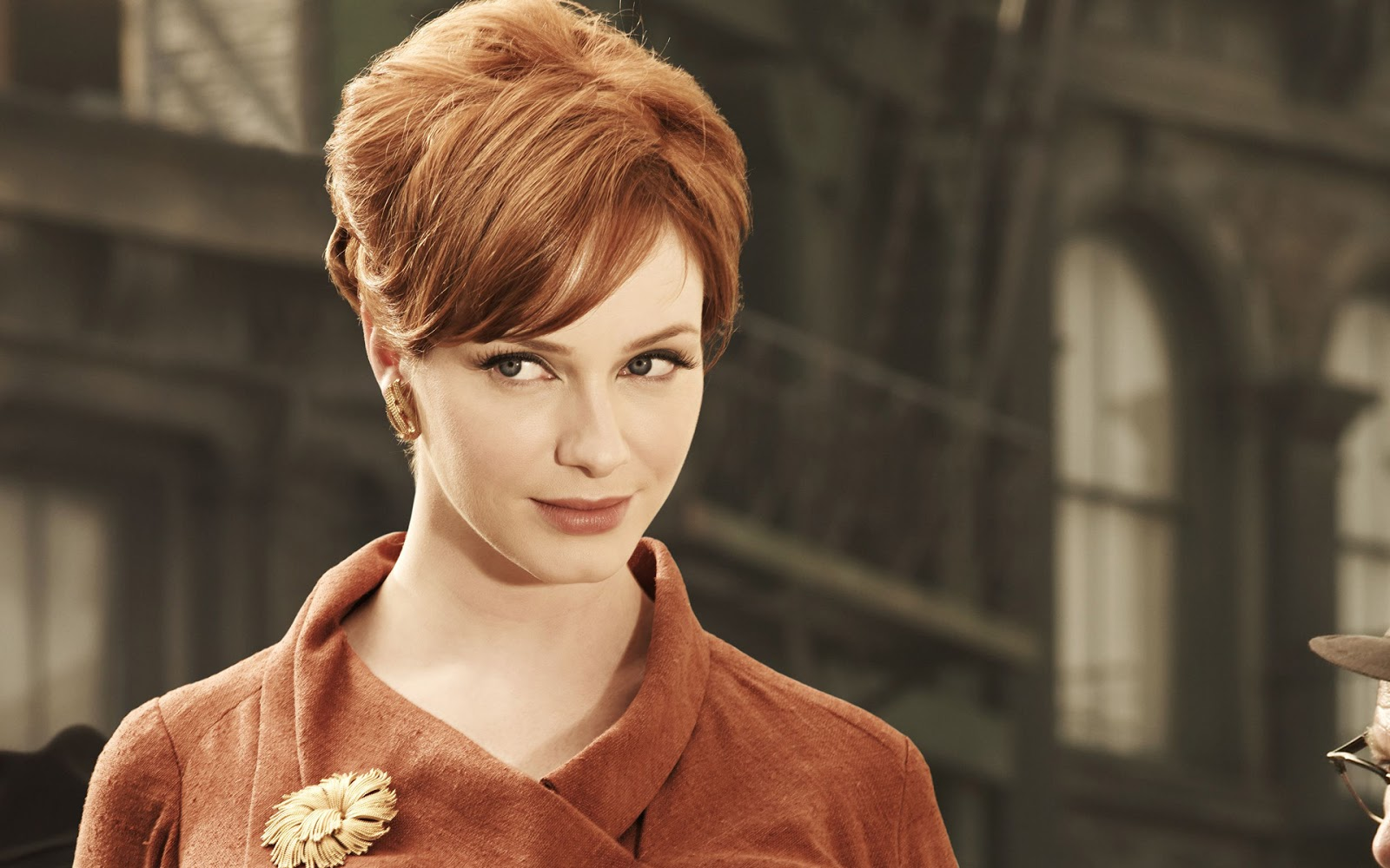 christina hendricks hd wallpaper 2013 christina hendricks hd wallpaper 1600x1000