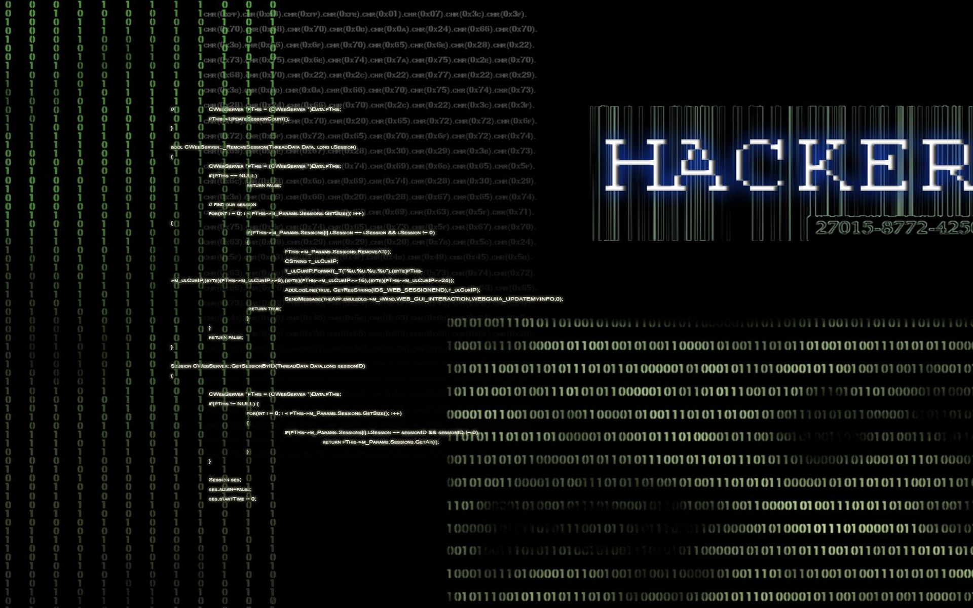 Hacker Background Picture Image 1920x1200