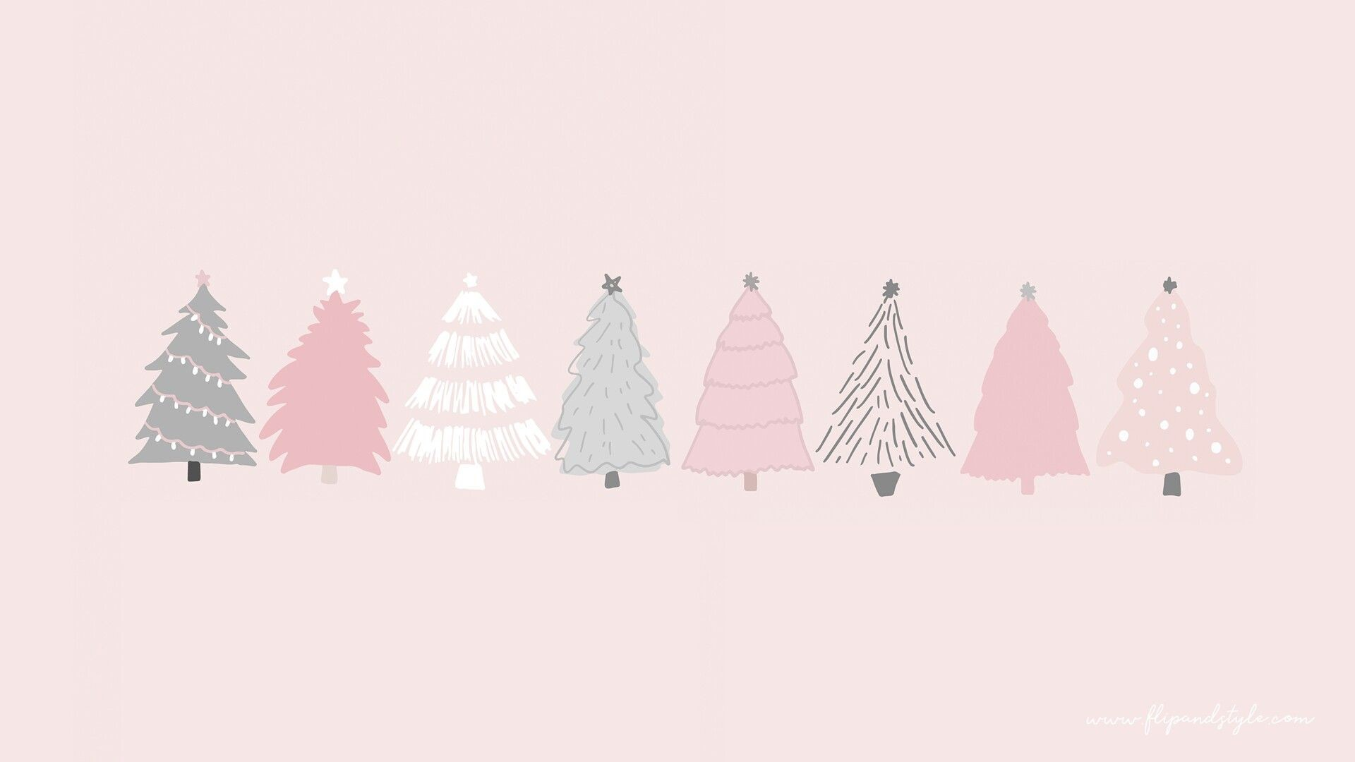 56+] Christmas Desktop Cute Wallpapers