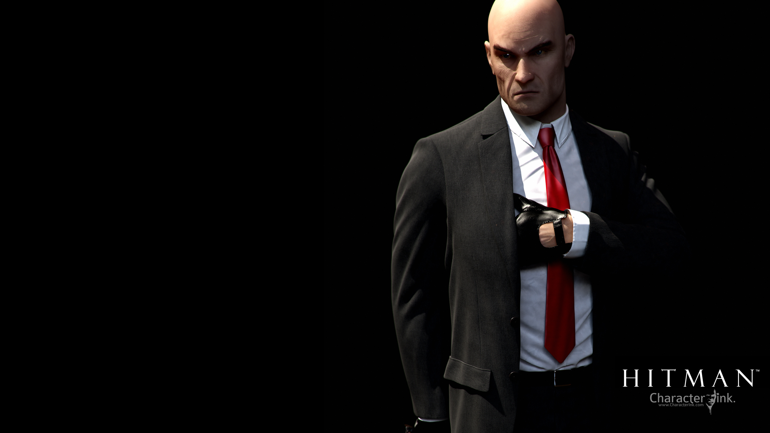 Hitman Agent 47 Character HD Wallpaper Stylish HD Wallpapers 2560x1440