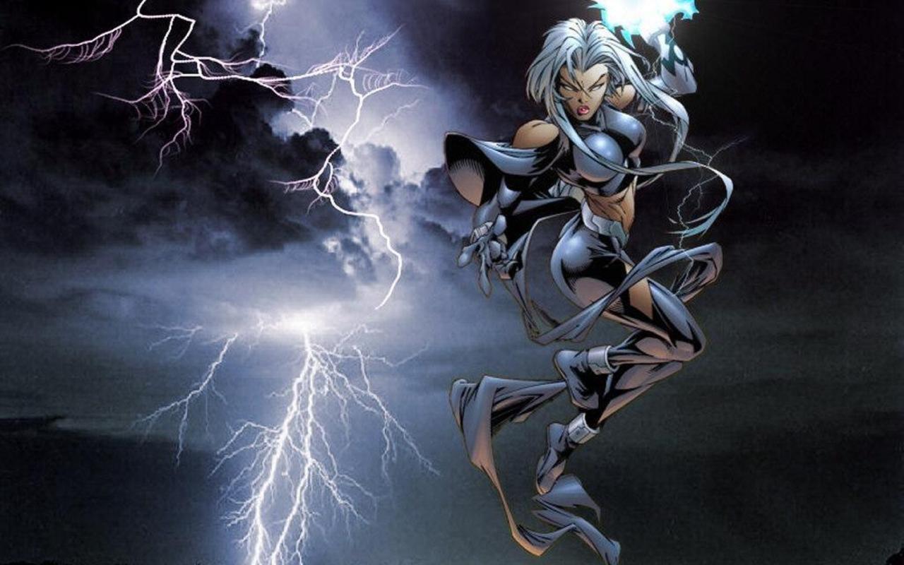 Storm   X Men Wallpaper 4355308 1280x800