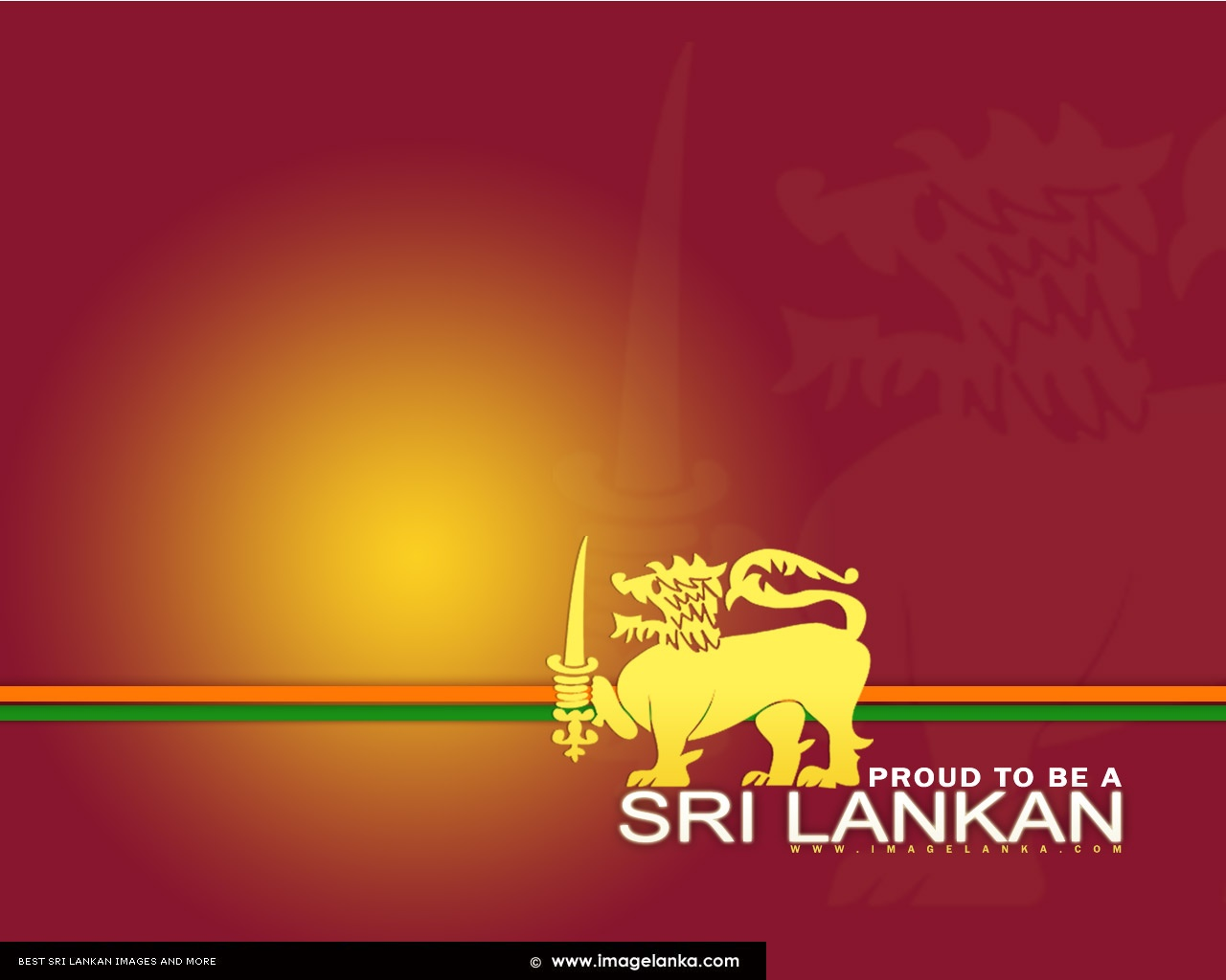 Wallpapers   Category Wallpapers   Image Proud to be a Sri 1280x1024