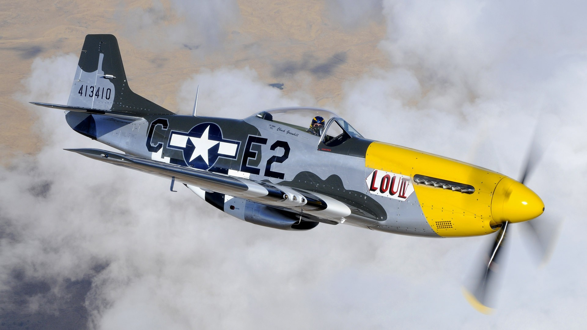 P 51 Mustang Wallpaper Hd Wallpapersafari