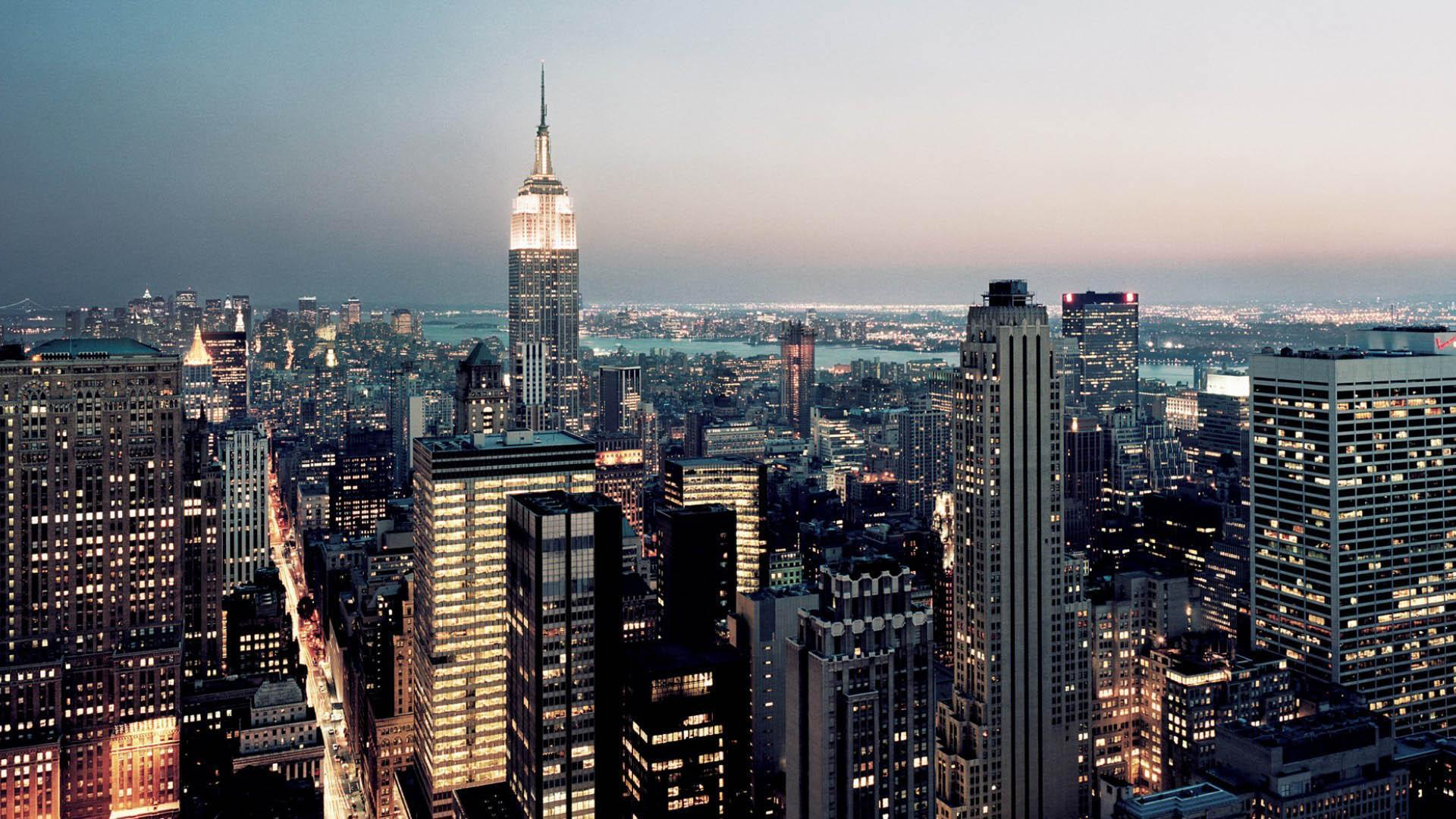New York City Wallpapers Widescreen 1920x1080