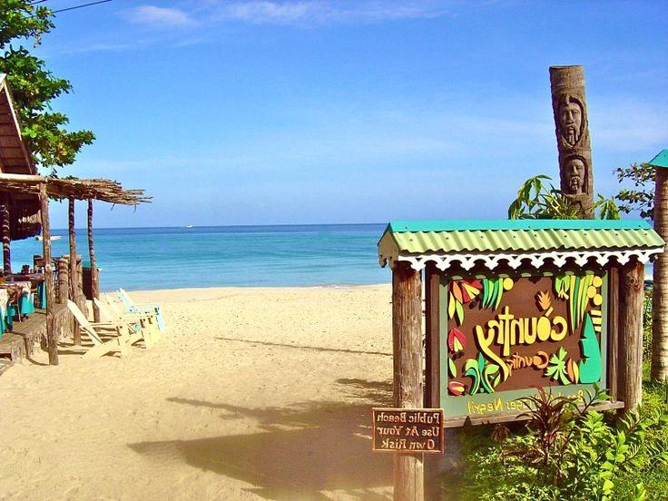 Jamaica Beach Wallpaper HD 736x552
