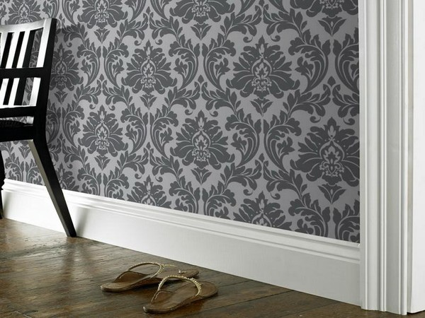 Classic Wallpaper Room Decorating Ideas Home Decorating Ideas 600x450
