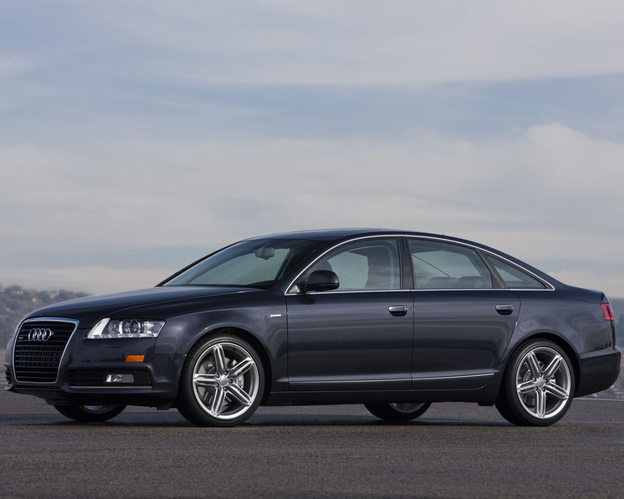 Please right click on the Audi A6 wallpaper below and choose Set as 1280x1024
