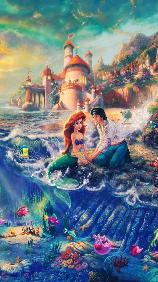 [50+] Mermaid iPhone Wallpaper on WallpaperSafari