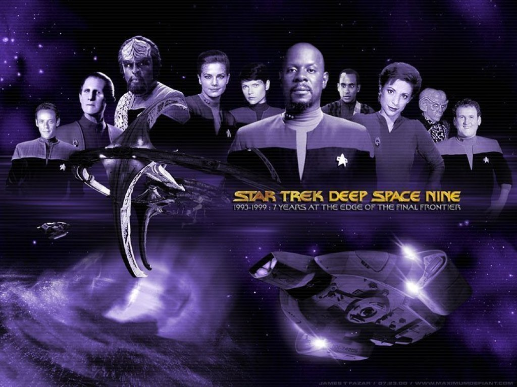Deep Space Nine   Star Trek Deep Space Nine Wallpaper 1024x768