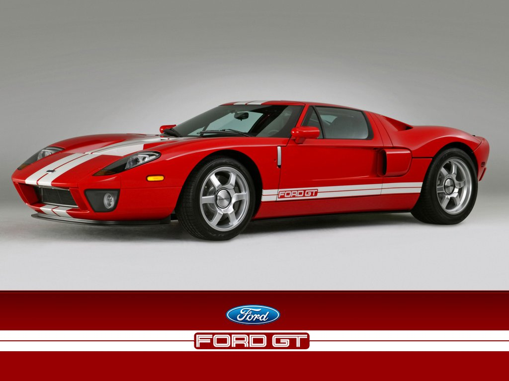 Designautos Wallpaper ford gt 1024x768