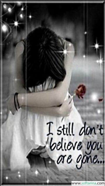Get Sad love quotes wallpaper at your Mobile phone 360x640