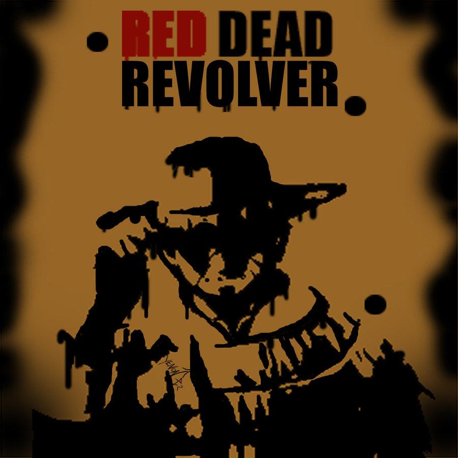 Red Dead Redemption Wallpaper Hd: Red Dead Revolver Wallpaper