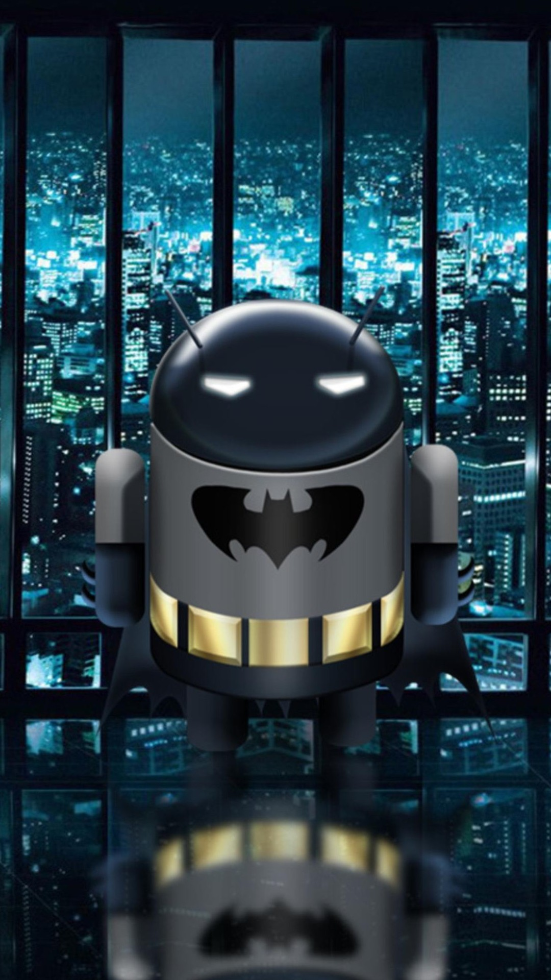 Hd wallpapers for android - Batman Android Mobile Phone Hd Wallpaper 1080x1920