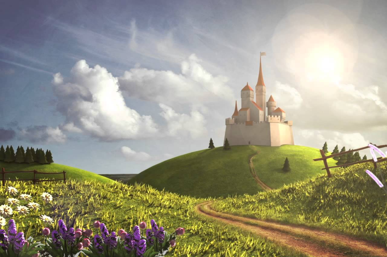 Fairy Tale Background 1280x852