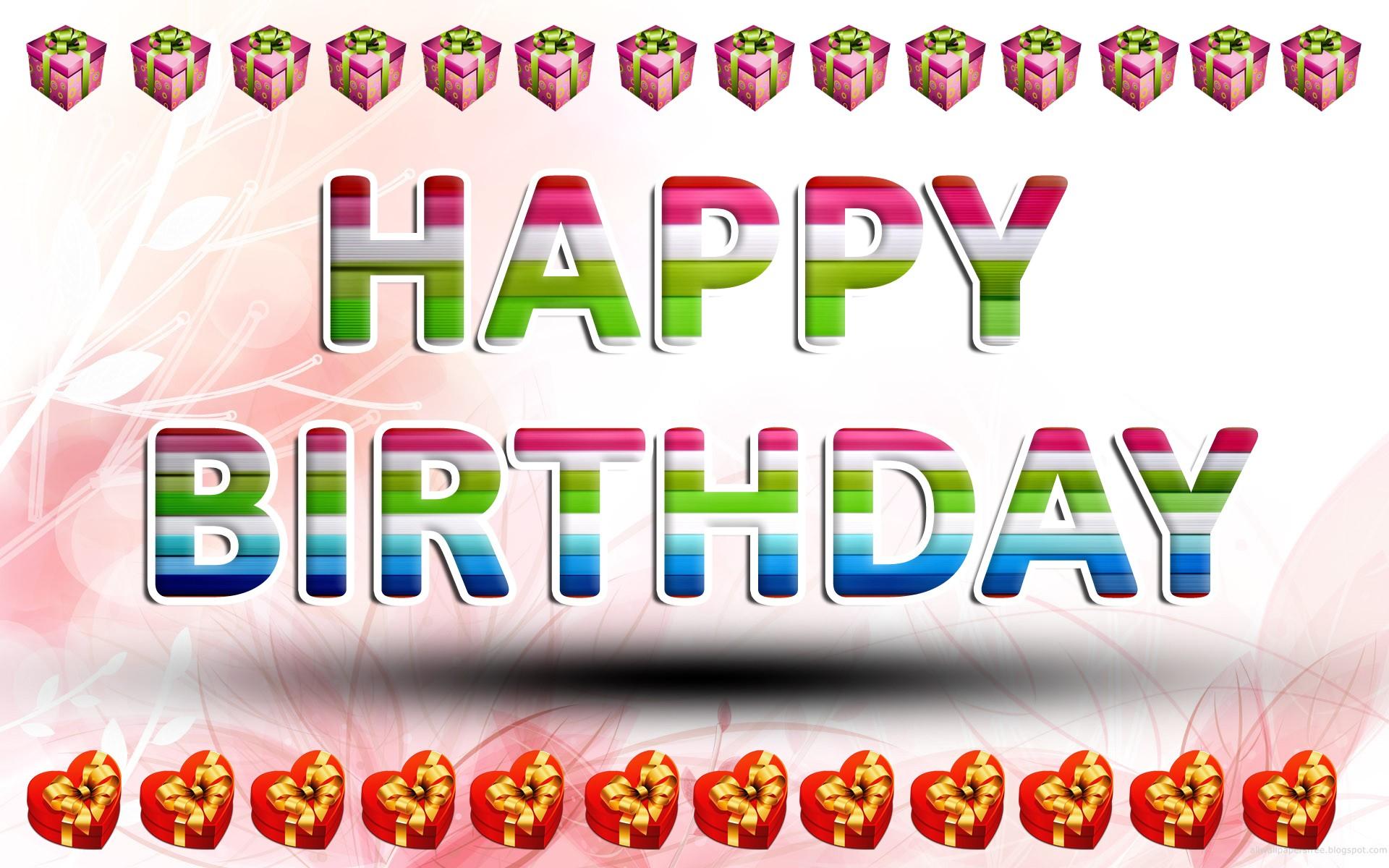 Happy Birthday Wallpaper for Facebook - WallpaperSafari