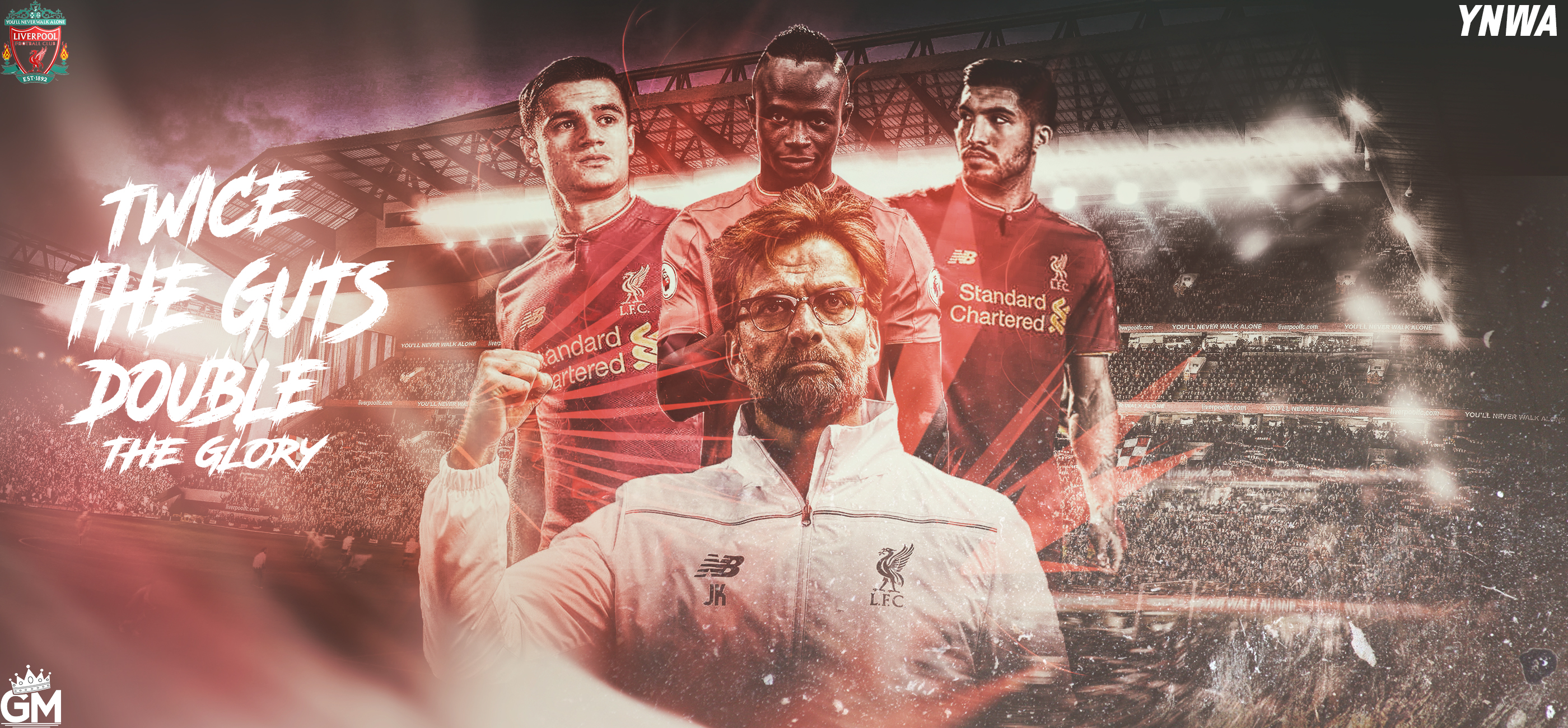 Liverpool Wallpaper by GraphicalManiacs 2800x1300