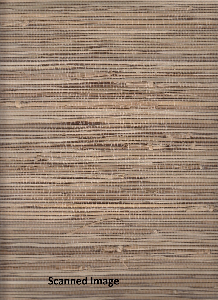 Details about 89472 Grasscloth Wallpaper Textured Sidewall Brown 745x1023
