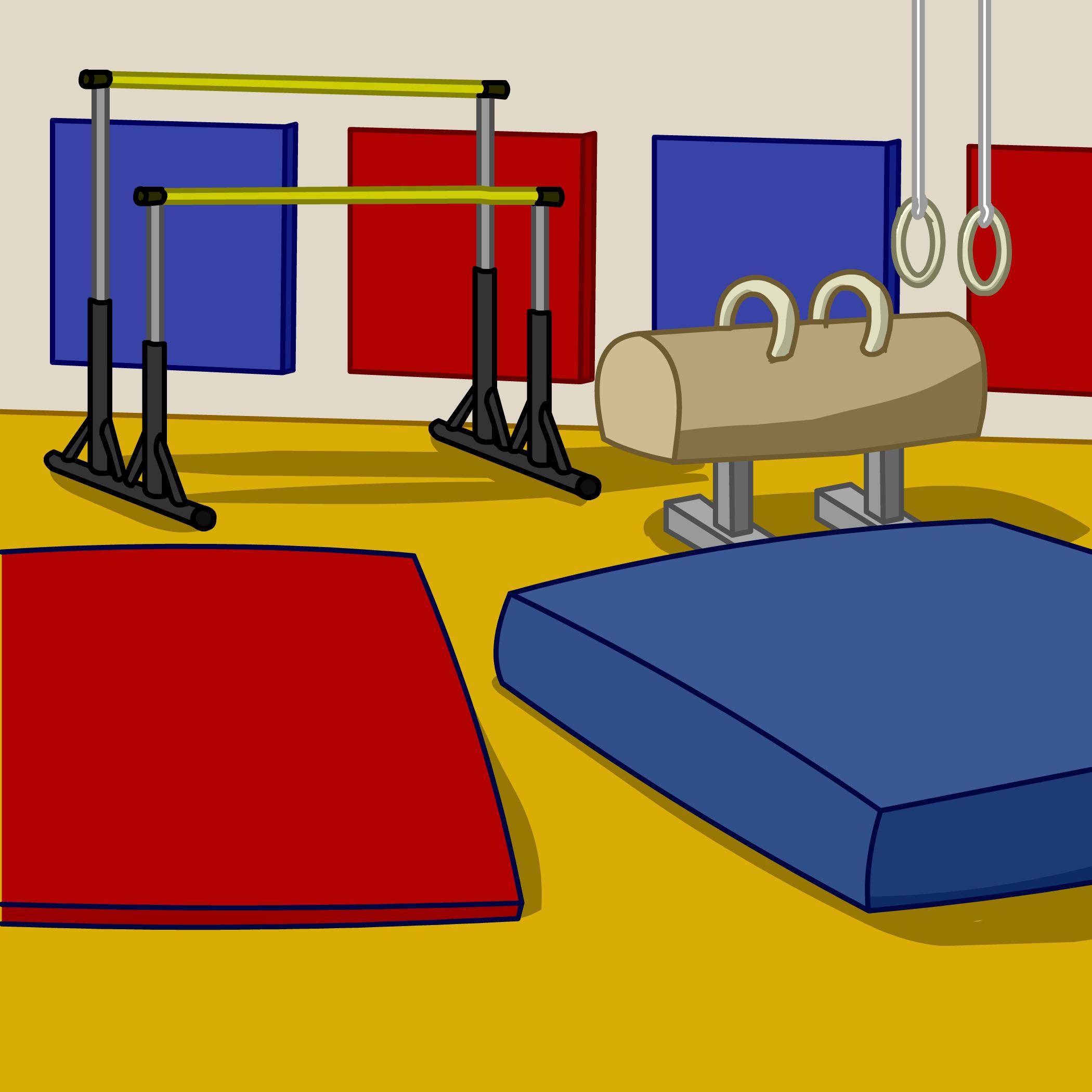 Cool Gymnastics Backgrounds Gymnastic background 2100x2100