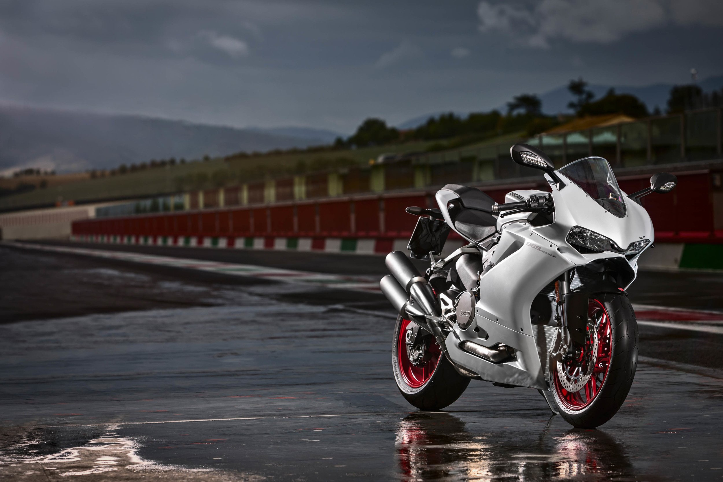 Ducati Panigale 959 2016 motocycles wallpaper background 2500x1666