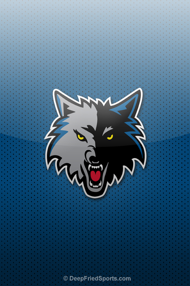 minnesota mn timberwolves iphone wallpaper 640x960