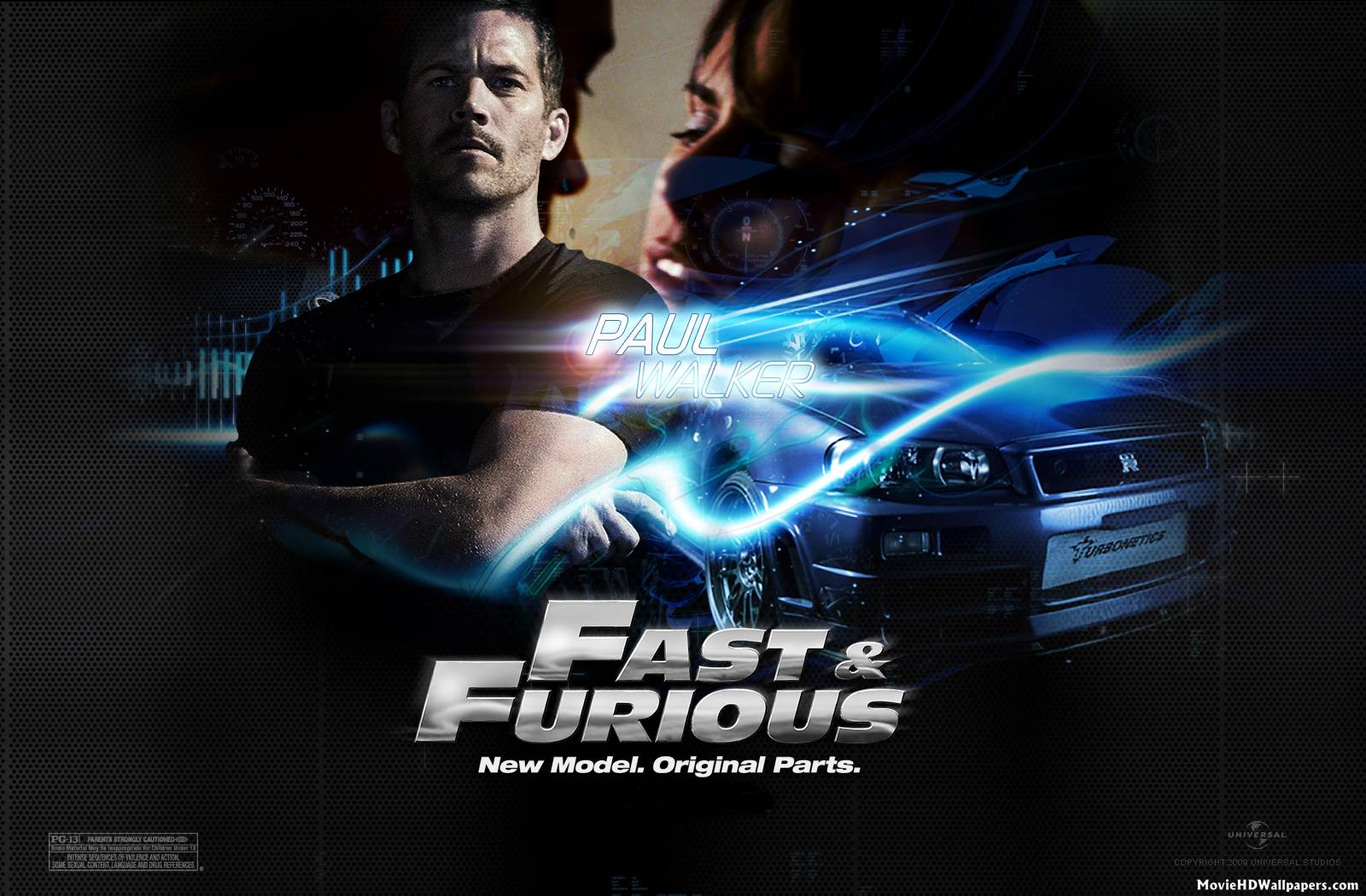 Fast And Furious 6 HD Wallpapers 1600x1050