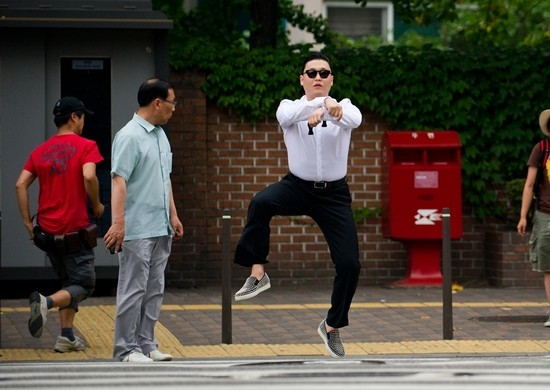 Online Wallpapers Shop Psy Gangnam Style Wallpaper Pictures 550x390