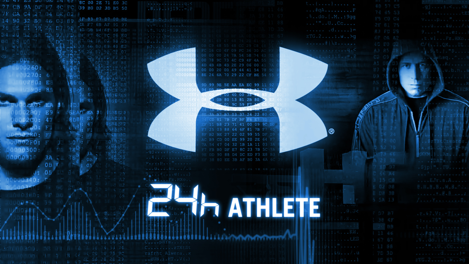 Under armour the 24 hour athlete wallpapers and images   wallpapers 1920x1080