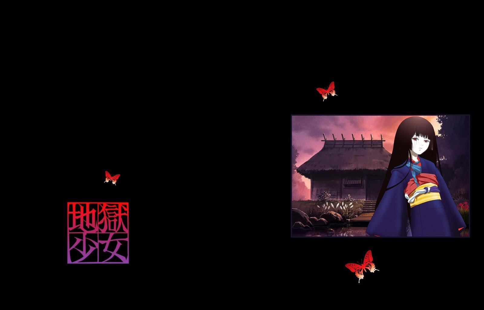 hell girl enma ai wallpaper 10 by shaluXangel 1600x1027
