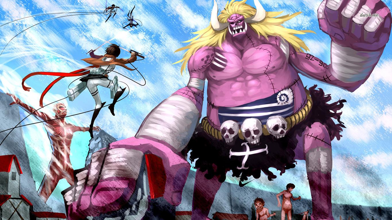 Attack On Titan Wallpaper 1366x768 Attack on titan wallpaper 1366x768