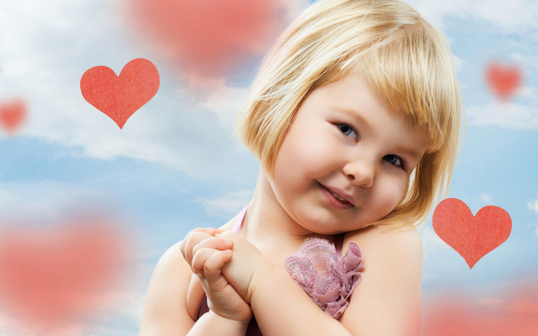 49 super cute kawaii wallpaper on wallpapersafari - Cute little girl pic hd ...