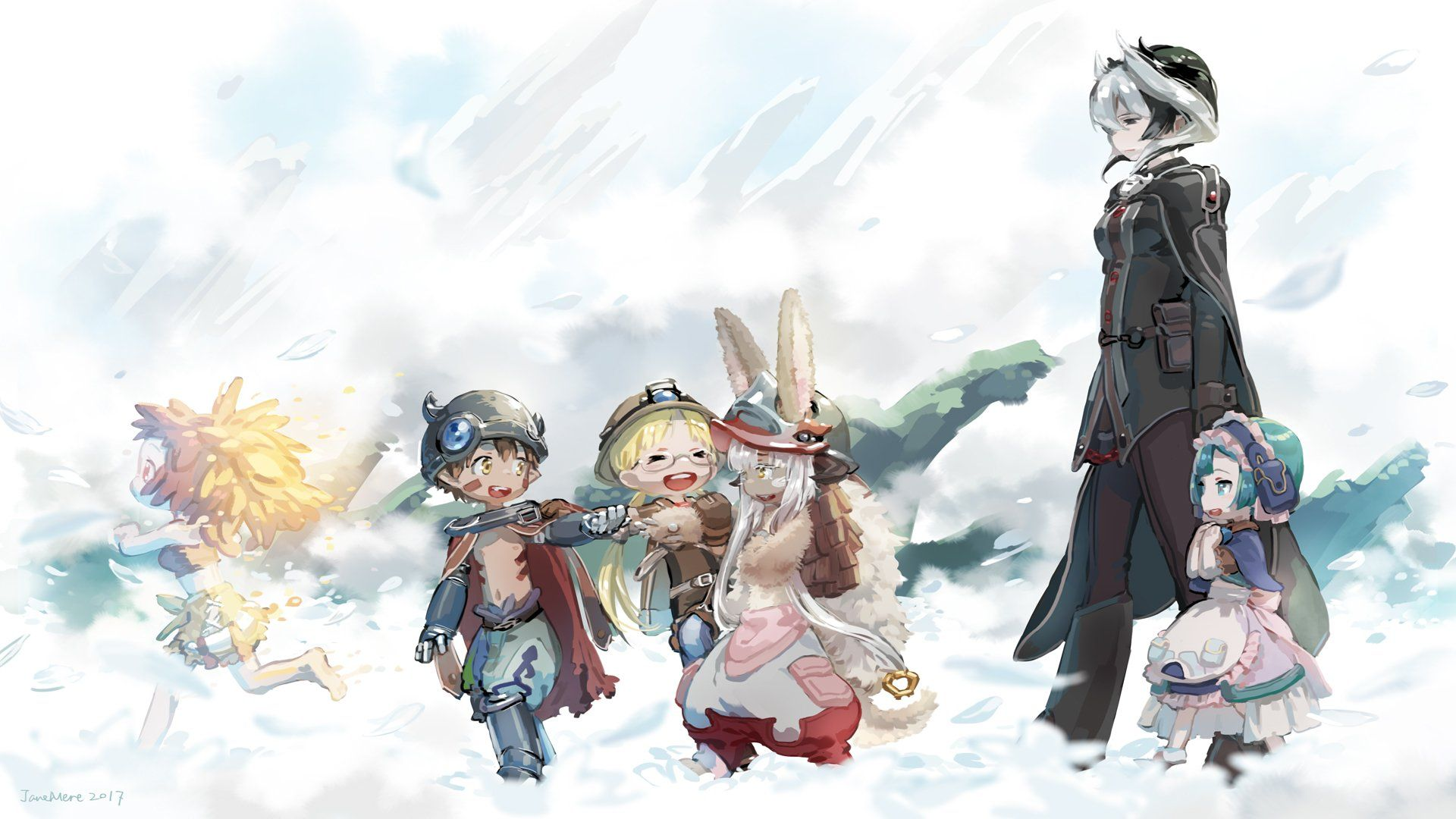 Made in Abyss Wallpaper HD Made in Abyss Anime Otaku anime 1920x1080