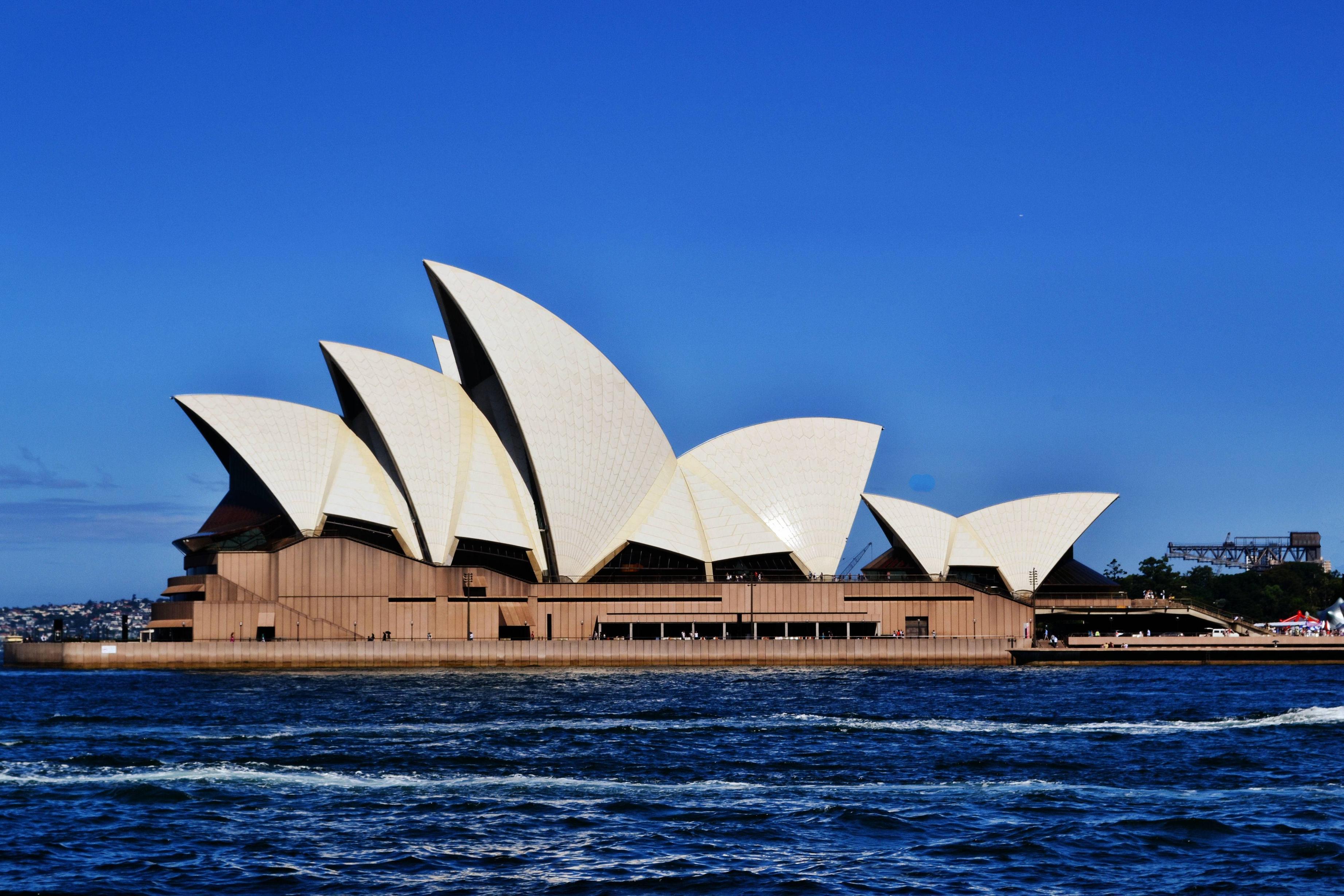 Sydney Opera House Wallpapers 3686x2458