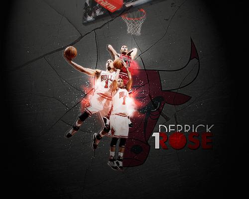 desktop wallpaper derrick rose desktop wallpaper derrick rose desktop 500x400